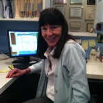 Mary Ann Chaklos, office manager
